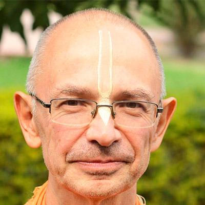 Е.С. Бхакти Вигьяна Госвами Махарадж
