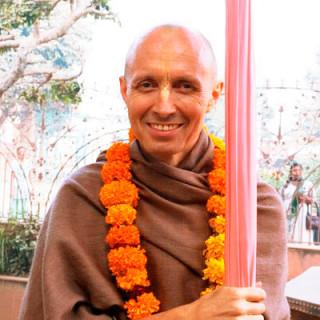 Е.С. Бхакти Ананта Кришна Госвами Махарадж